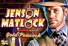 Jenson Matlock and the Gold Peacock