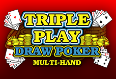 Game King Triple Play Poker IGT