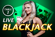 Live Dealer - Blackjack 1