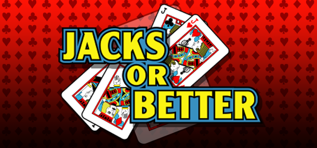 Game King Jacks or Better Poker IGT
