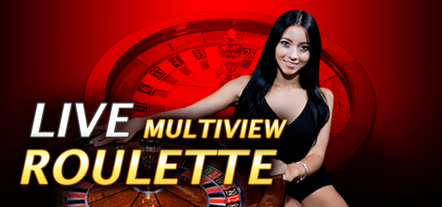 Live Dealer - Multiview Roulette
