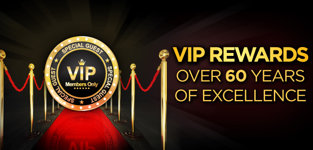 casino rewards vip card